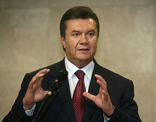 Янукович Виктор Федорович